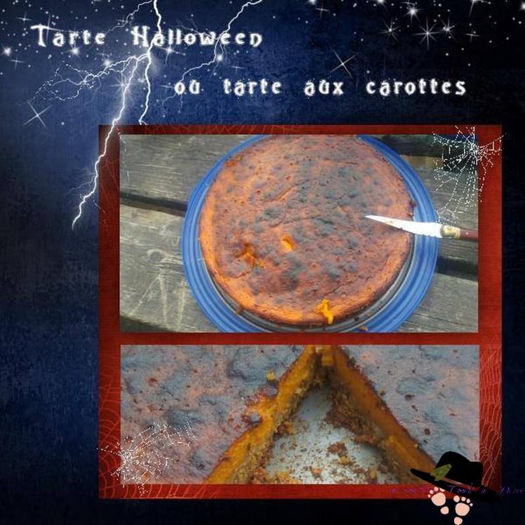 tarte halloween (Copier)