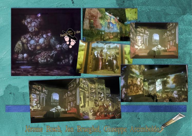 les carrières des lumières exposition Bosch, Bruegel, Arcimboldo (page 1)
