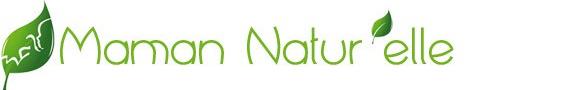 Logo Maman natur'elle