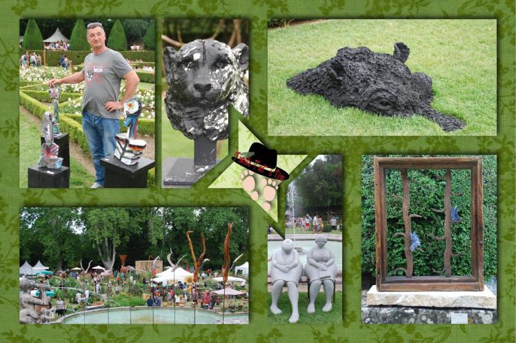 Sculptures du jardinsd'albertas et sa journée des fleurs (page 6)
