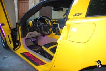 chevrolet grand sport corvette C6 tourves