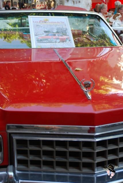ford américaine à Tourves soirée américaine
