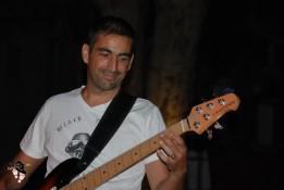 musicien du groupe blackout flassans