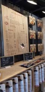 choix de menu ou carte du restaurant Yatay asian bistrot aubagne (Copier)