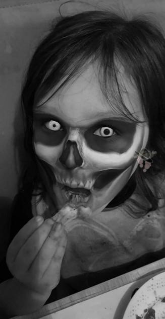 recette halloween monstre dévorant un os famille tout à dire (Copier)