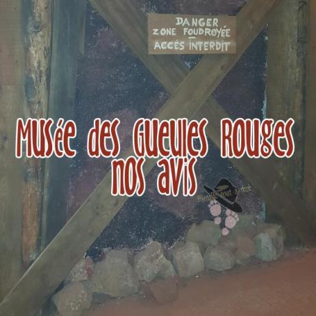 Musée des gueules rouges à Tourves nos avis famille tout à dire