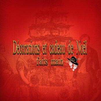 décorations et cadeau de Noël faits main Famille Tout à Dire