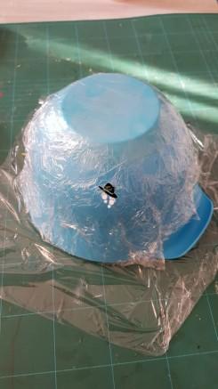préparation igloo en polystyrène Famille Tout à Dire