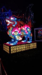 dragon chinois en lanternes chinoise pokémon go famille tout à dire