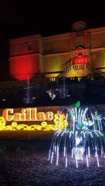 parc foucaud à gaillac festival des lanternes famille tout à dire
