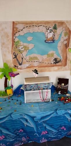 Décoration Pirate Famille Tout à Dire