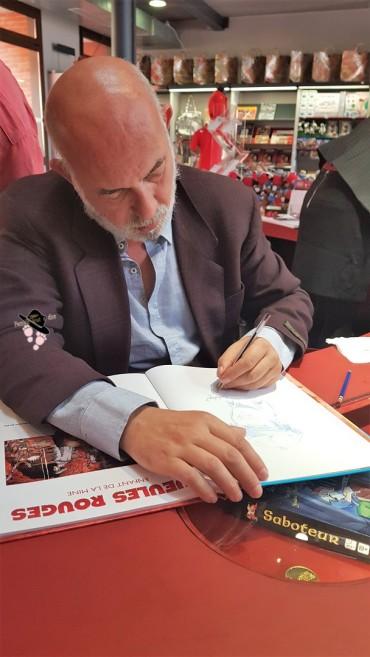 Eric Stoffel bd gueles rouges famile tout à dire (Copier)