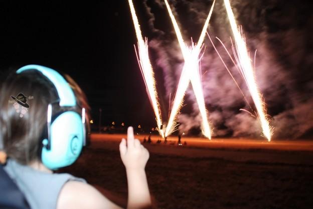 test casque acoufun feux artifice Famille Tout à Dire