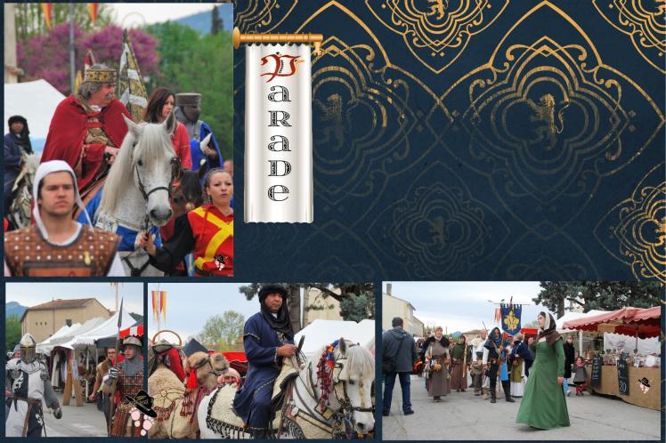 Parade Foire médiévale du Roy René Famille Tout à Dire (page 1)