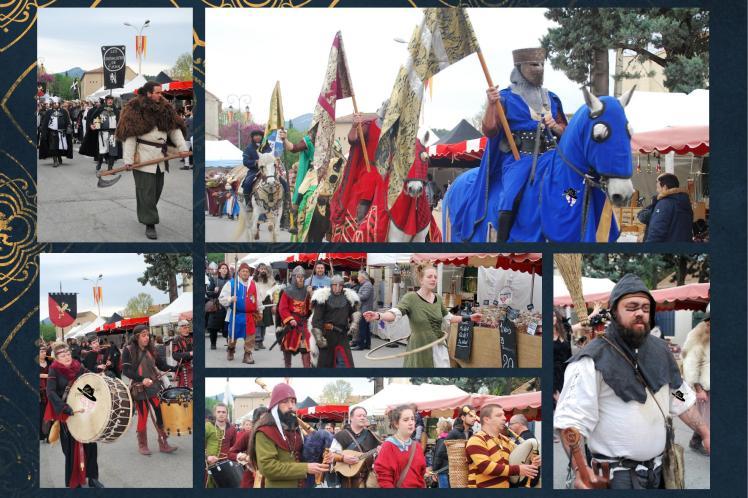 Parade Foire médiévale du Roy René Famille Tout à Dire (page 2)