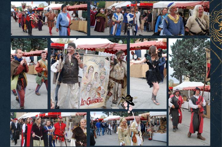 Parade Foire médiévale du Roy René Famille Tout à Dire (page 3)