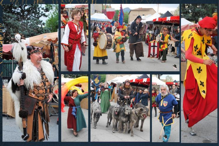 Parade Foire médiévale du Roy René Famille Tout à Dire (page 4)