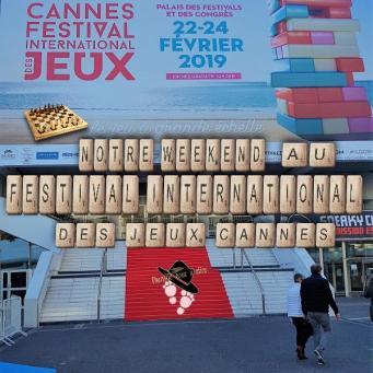 week end festival des jeux cannes Famille Tout à Dire