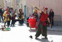 foire médiévale quinzaine Famille Tout à Dire (33)