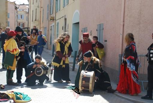 foire médiévale quinzaine Famille Tout à Dire (44)