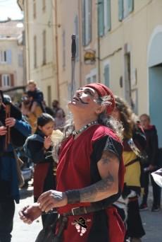 foire médiévale quinzaine Famille Tout à Dire (57)