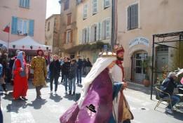 foire médiévale quinzaine Famille Tout à Dire (76)