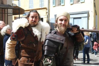 foire médiévale quinzaine Famille Tout à Dire (82)