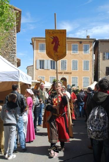 foire médiévale quinzaine Famille Tout à Dire (87)