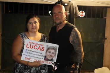 Selfie du coeur Lucas Tronche Luc Arbogast Famille Tout à Dire