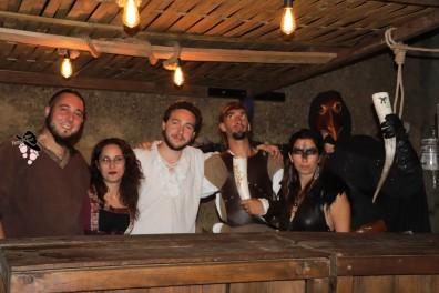 taverne médiévale concert Luc Arbogast Famille Tout à Dire