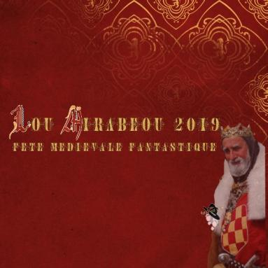 Lou Mirabéou 2019 fête médiévale fantastique